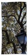 Tree In French Quarter Bath Towel