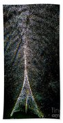 Tree Of Light Bath Towel
