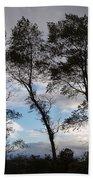 Trees Bath Towel