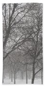 Trees Of Silence Bath Towel