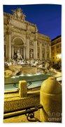 Trevi Fountain Bath Towel