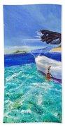 Tropic Breeze Bath Towel