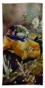 Tropical Fish Bath Towel