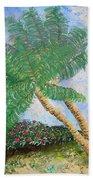 Tropical Flair Hand Towel