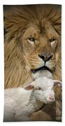 True Companions Bath Towel
