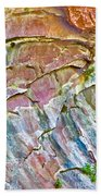 Trumpet Abstract Bath Towel