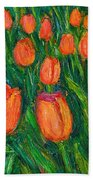Tulip Twirl Bath Towel
