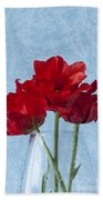 Tulips 2 Bath Towel