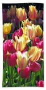 Tulips - Field With Love 35 Bath Towel