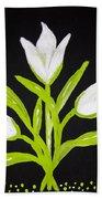 Tulips Bath Sheet