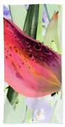 Tulips - Perfect Love - Photopower 2077 Bath Towel
