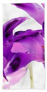 Tulips - Perfect Love - Photopower 2081 Bath Towel