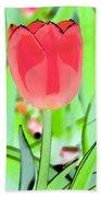 Tulips - Perfect Love - Photopower 2089 Bath Towel