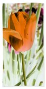 Tulips - Perfect Love - Photopower 2105 Bath Towel