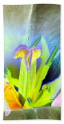 Tulips - Perfect Love - Photopower 2161 Bath Towel