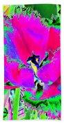 Tulips - Perfect Love - Photopower 2183 Bath Towel
