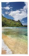 Tunnels Beach Bali Hai Point Bath Towel
