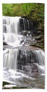 Tuscarora Falls Bath Towel