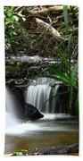 Twin Cascades Bath Towel