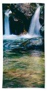 Twin Waterfall Hand Towel