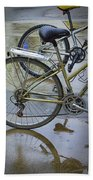 Two Bicycles Bath Towel