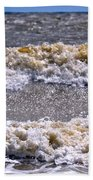 Tybee Waves Bath Towel