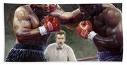 Tyson/holyfield Hand Towel