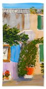 Umbera Courtyard Bath Towel