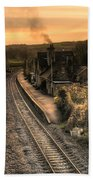 Umberleigh Station  Bath Towel