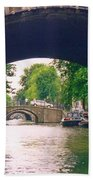 Under The Canals Bath Towel