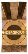 Underground Underground Bath Towel