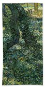 Undergrowth Bath Towel