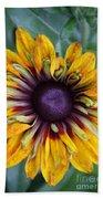 Unique Sunflower Bath Towel