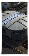 United Center Chicago Sports 09 Bath Towel