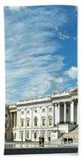 United States Capitol Bath Towel