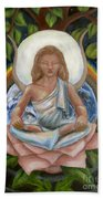 Universal Goddess Bath Towel