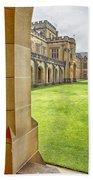 University Of Sydney Quadrangle V2 Bath Towel