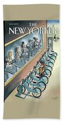 New Yorker June 3, 2013 Bath Sheet