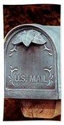 U.s. Mail Approved Bath Towel