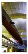U.s. Submarine Museum 4 Bath Towel