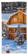 Vail Chalet Hand Towel