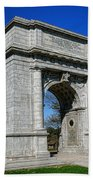 Valley Forge National Memorial Arch Bath Towel