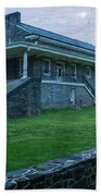 Valley Forge Station Bath Towel
