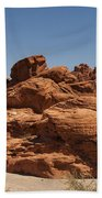 Valley Of Fire 1 Bath Towel