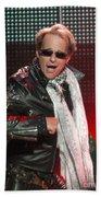 Van Halen-7224b Bath Towel