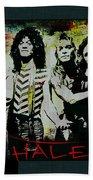 Van Halen - Ain't Talkin' 'bout Love Bath Towel