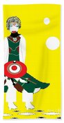 Vanguard Girl Bath Towel