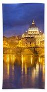 Vatican Bath Towel