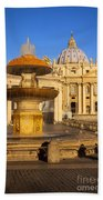 Vatican Morning Hand Towel