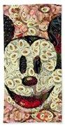 Veggie Mickey Mouse Hand Towel